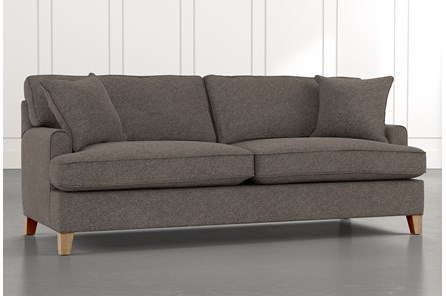 Emerson II Grey Sofa