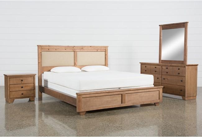 Baker California King 4 Piece Bedroom Set