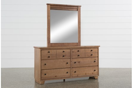 Baker Dresser/Mirror