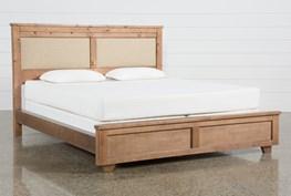 Baker Eastern King Panel Bed