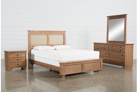 Baker Queen 4 Piece Bedroom Set