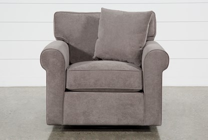 Fabulous Elm Ii Foam Swivel Arm Chair Alphanode Cool Chair Designs And Ideas Alphanodeonline