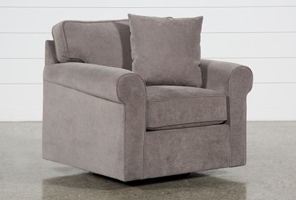 Prime Elm Ii Foam Swivel Arm Chair Alphanode Cool Chair Designs And Ideas Alphanodeonline