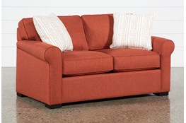"Sp Elm II Foam 66"" Loveseat"