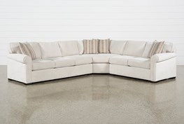 Elm II 3 Piece Sectional
