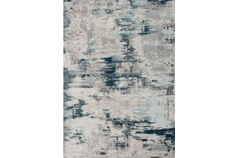 63X90 Rug-Blue Horizon Distressed