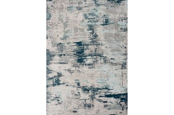85X126 Rug-Blue Horizon Distressed