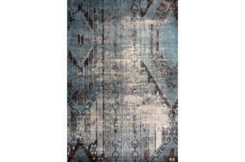 63X90 Rug-Clarkson Denim And Chocolate
