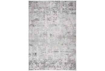 "7'1""x10'5"" Rug-Distressed Concrete Grey"