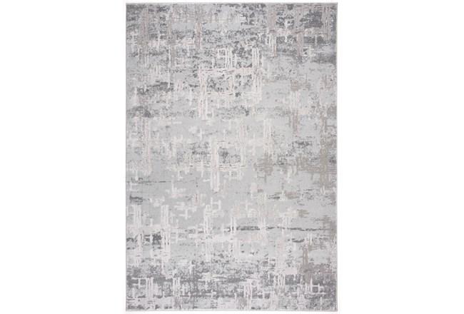 85X126 Rug-Distressed Concrete Grey - 360