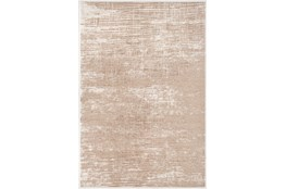 63X90 Rug-Aged Crosshatch Taupe