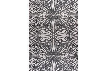 63X90 Rug-Kaleidoscope Grey