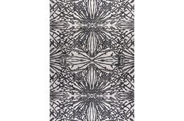 85X126 Rug-Kaleidoscope Grey