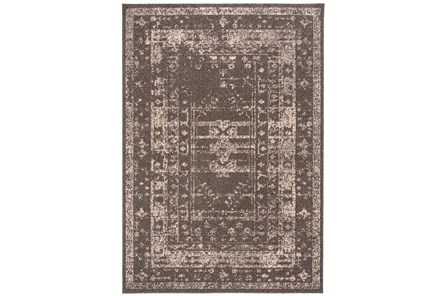 94X126 Rug-Havana Traditional Brown