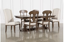 Chapman 7 Piece Extension Dining Set