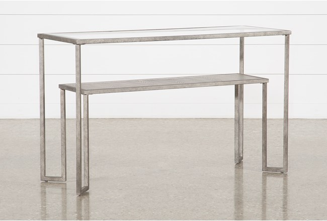 "Harlow 48"" Sofa Table - 360"