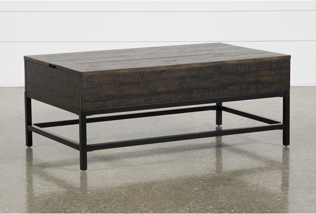 Wilson Lift-Top Coffee Table - 360