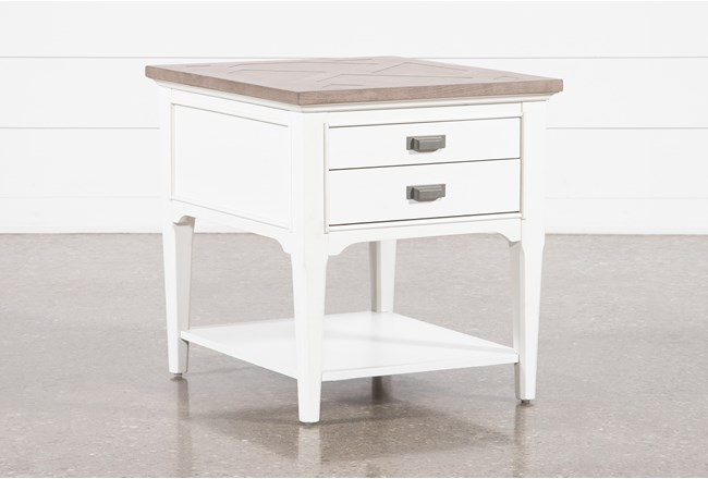Bayshore End Table - 360