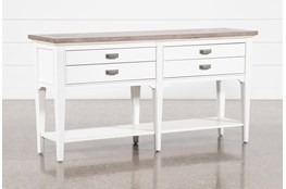 Bayshore Sofa Table