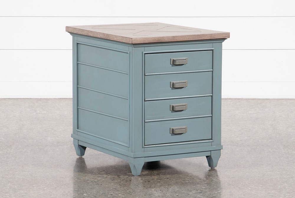 Bayshore Chairside End Table
