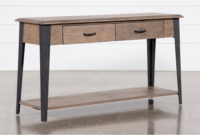 "Butler 56"" Sofa Table - 360"