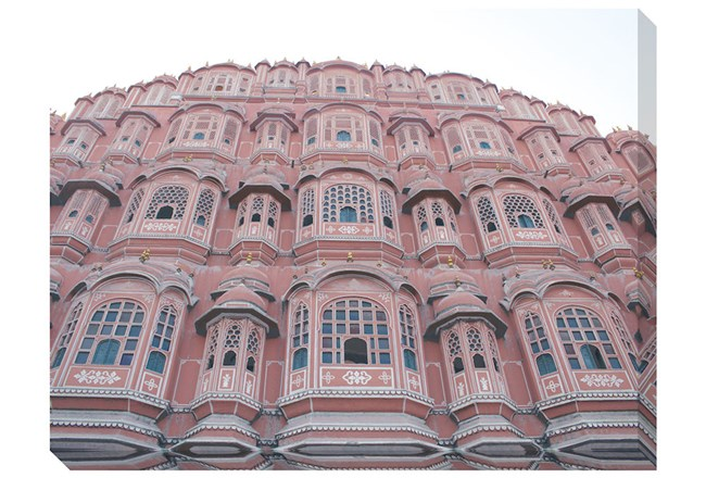 Picture-Pink Building  - 360