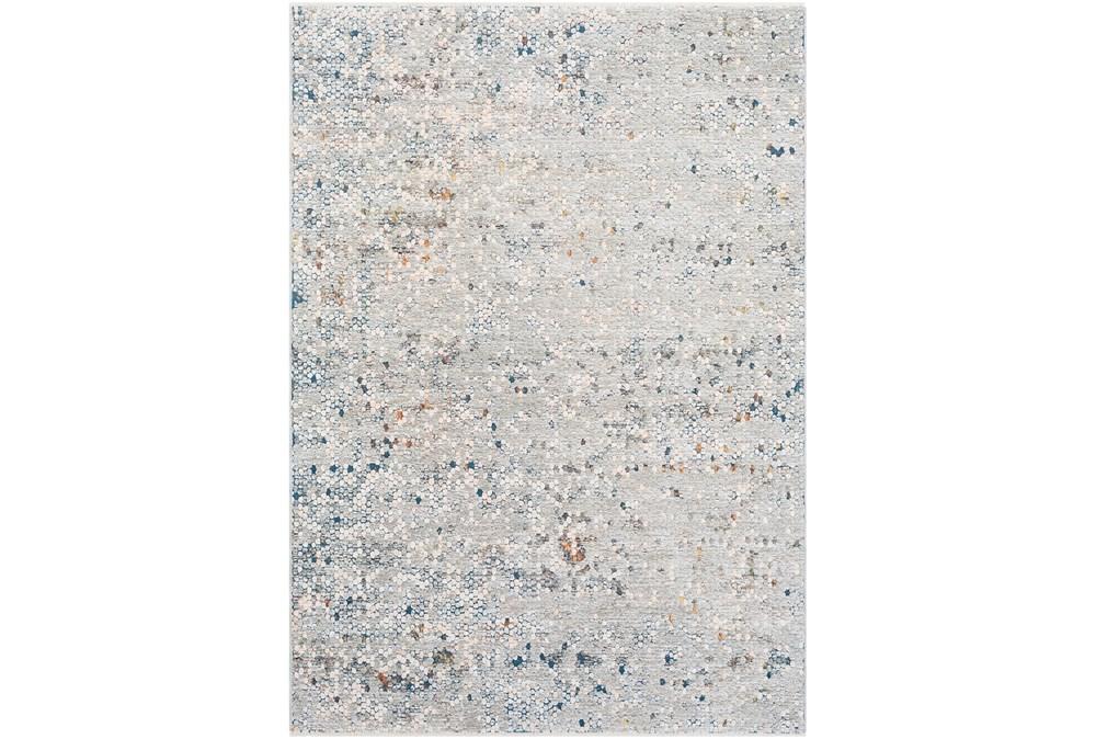 "3'3""x5' Rug-Slate & Copper Pebbles"