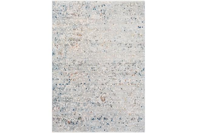 "3'3""x5' Rug-Slate & Copper Pebbles - 360"