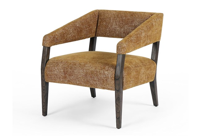 Camargue Ginger Club Chair - 360