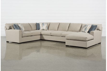 Mercer Down II 3 Piece Sectional