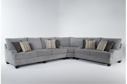 Sierra Foam III 3 Piece Sectional