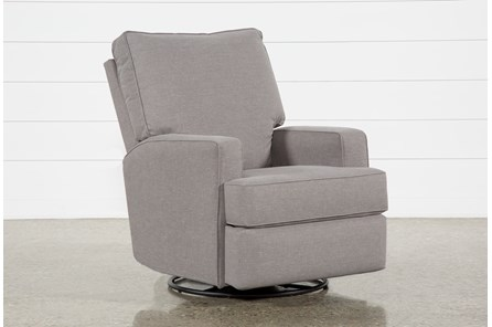 Becca Swivel Glider Recliner - Main