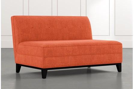 Holden II Orange Settee