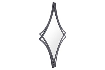 Wall Mirror-Diamond