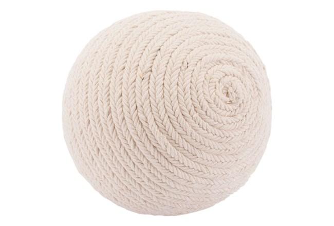 Tribal Rope White Ball  - 360