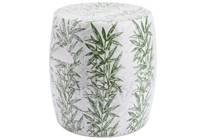 Super Palm Print Garden Stool Ncnpc Chair Design For Home Ncnpcorg