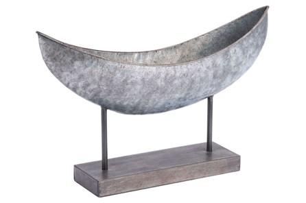 Canoe Table Figurine - Main
