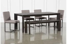 Sandro 6 Piece Dining Set