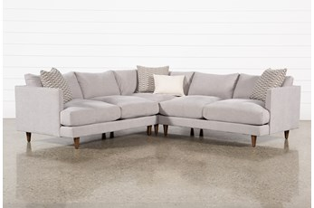 "Adeline II 3 Piece 109"" Sectional"