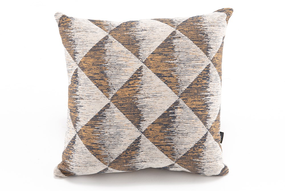 Accent Pillow-Diamond Gold 20X20