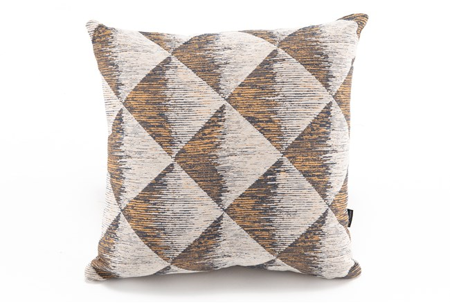 Accent Pillow-Diamond Gold 20X20 - 360