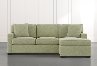 Terrific Taren Ii Green Reversible Sofa Chaise Sleeper W Storage Ottoman Gmtry Best Dining Table And Chair Ideas Images Gmtryco