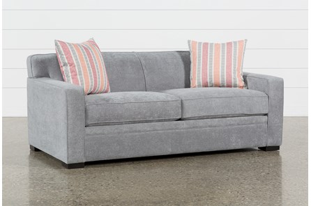 Magnificent Grey Sofa Beds Sleeper Sofas Free Assembly With Delivery Cjindustries Chair Design For Home Cjindustriesco