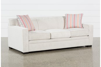 "Ethan III Memory Foam 82"" Queen Sleeper"