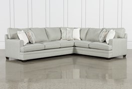 Josephine II 2 Piece Sectional With Laf Sofa