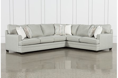 Josephine II 2 Piece Sectional With Left Arm Facing Sofa