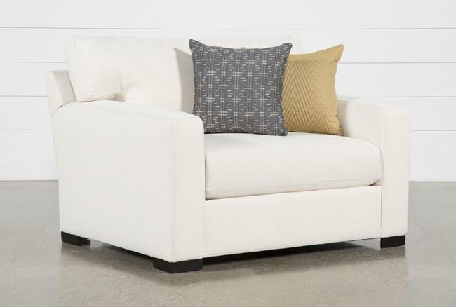 Mercer Foam II Oversized Chair - 360