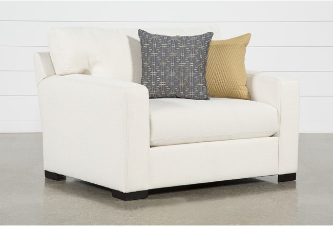 Mercer Foam II Oversized Chair - 360