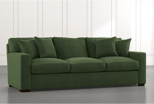Mercer Foam II Green Sofa - 360