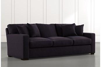 Mercer Foam II Black Sofa